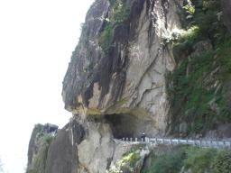 NH22 in Kinnaur