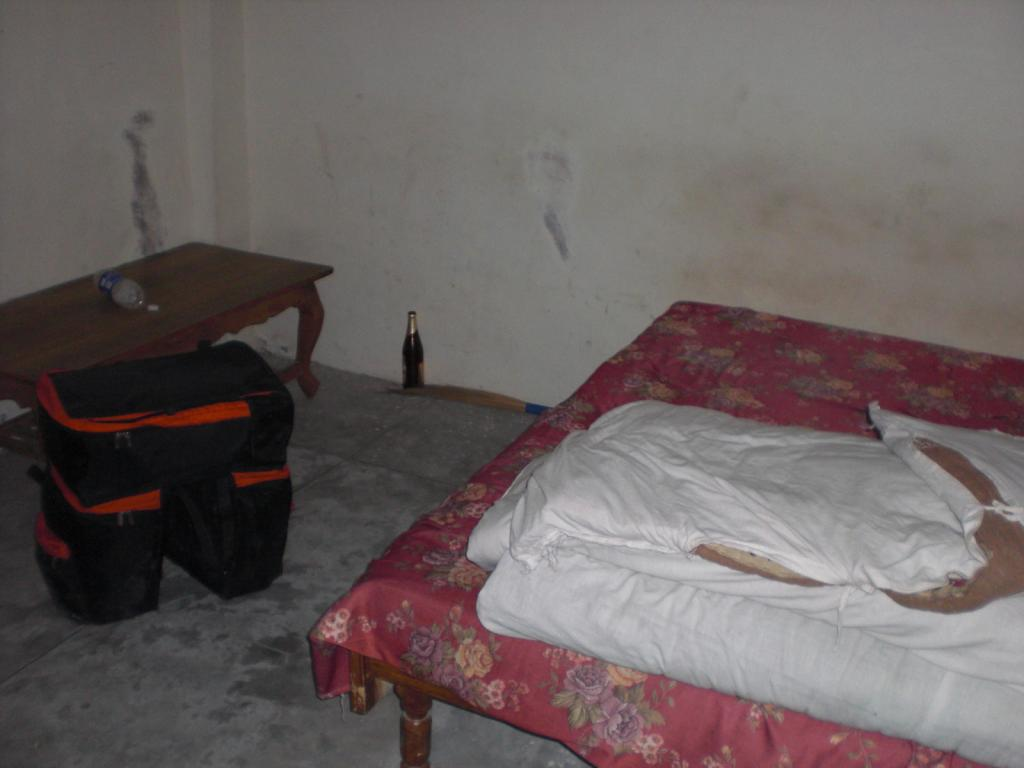 The basic room in Chango