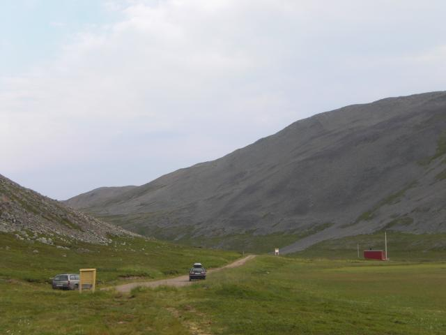 Road to Sannfjord